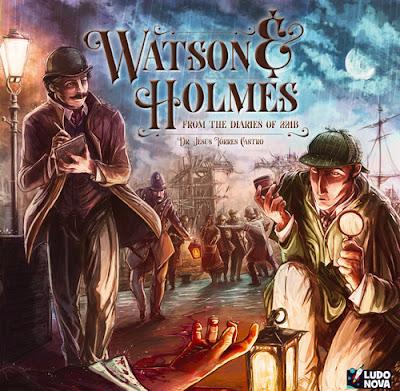 [ESSEN 2015] Watson & Holmes - Aya - Jolly Rogers