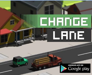 Android Game of the Month - Change Line
