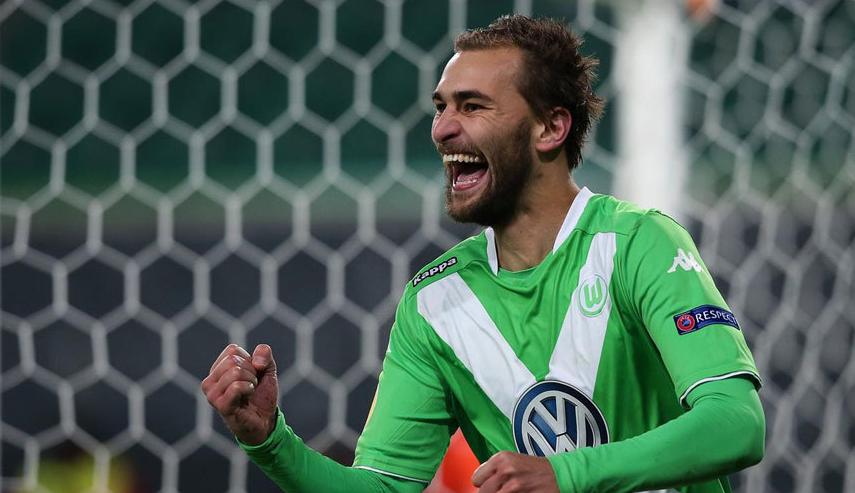 Bas Dost Ingin Tetap di Wolfsburg
