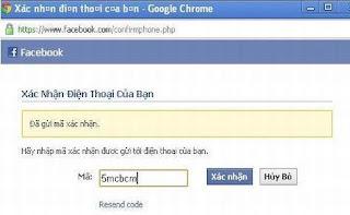 xac thuc facebook 3