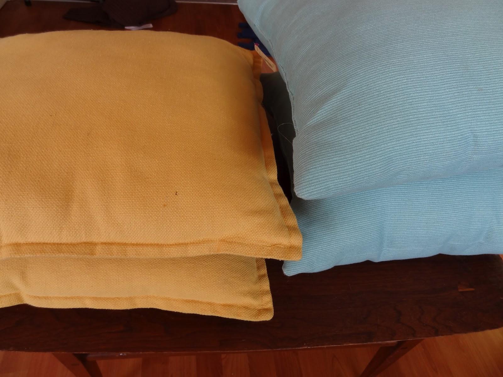 Homegoods Decorative Pillow : More Thrifting Fun! Revamp Homegoods
