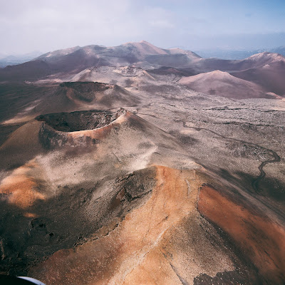 (Canary Islands) - Lanzarote - Timanfaya National Park