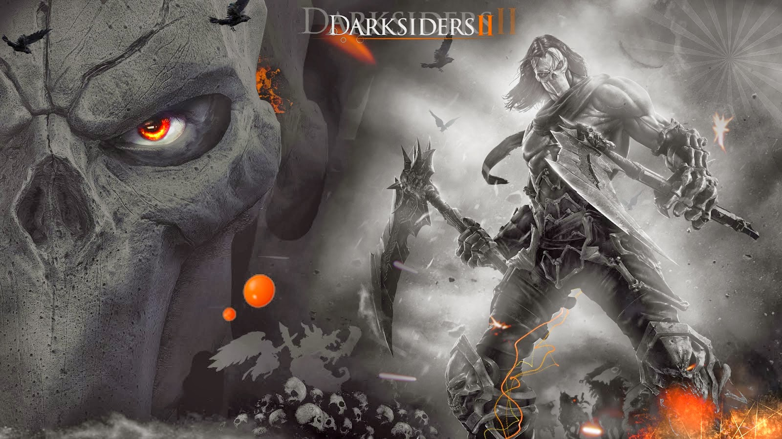 Darksiders II HD Wallpapers  Blog