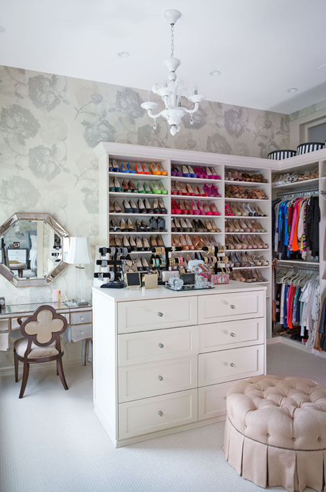 Copy Cat Chic Room Redo Walk In Closet Sanctuary Copycatchic