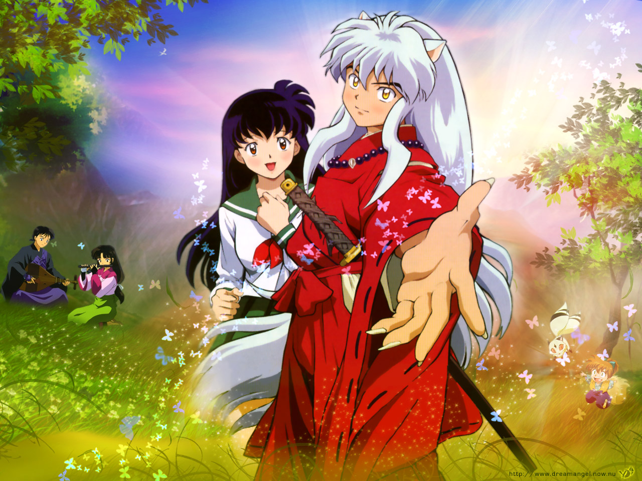 wallpaper hd inuyasha