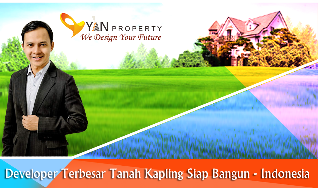 Yanpro-Developer Tanah Kavling Siap Bangun
