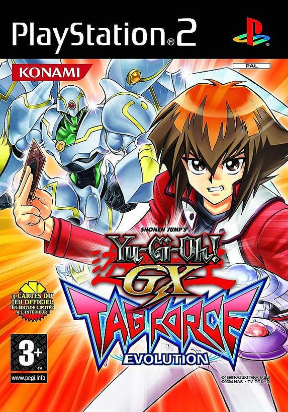 Yu Gi Oh GX Tag Force Evolution