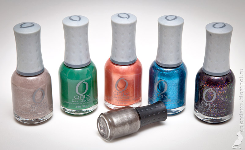 Orly Birds of a Feather, fall 2011