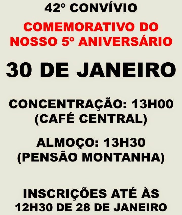 ESTÃO ABERTAS AS INSCRIÇÕES!