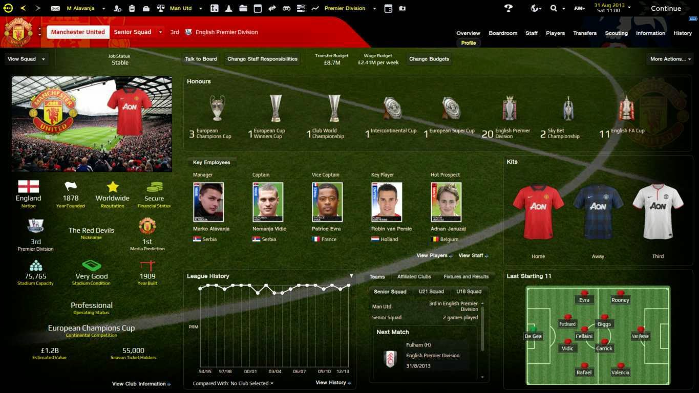 FOOTBALL MANAGER : 2014 FULL VERSION DOWNLOAD
