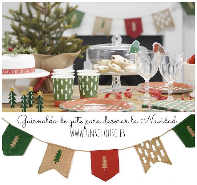 Adelanto de navidad - Mesa navidena ...