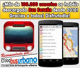 App BusCoruña para Android