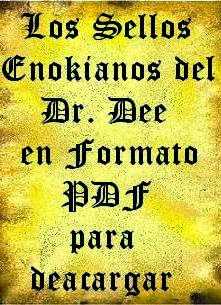 MAGIA ENOKIANA DEL DR. DEE.