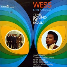 Wess & The Airedales - The Sound Of Soul (Soul/Funk)