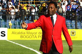 Pelé no jugará el Mundial de Clubes con el Santos