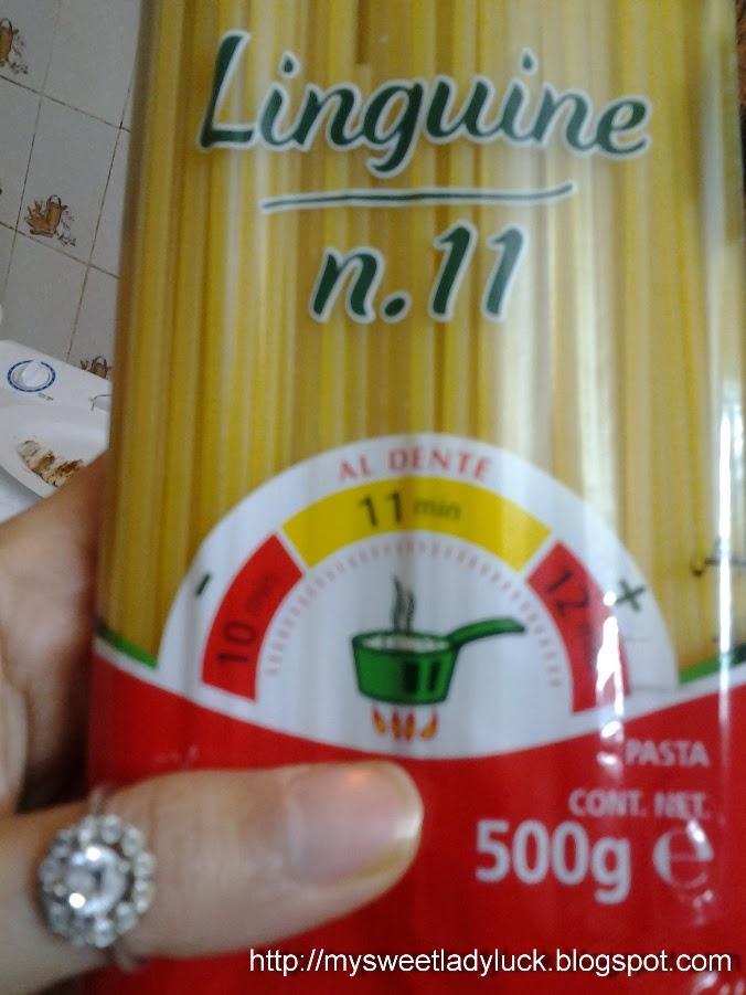 aldente spaghetti
