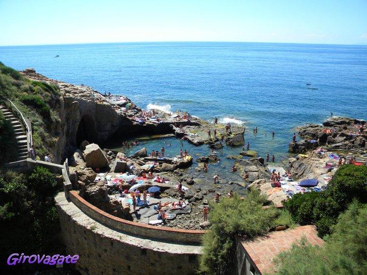 Cala Castello Boccale Antignano Livorno