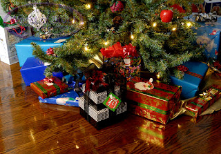 Christmas Gifts Under Tree 2011 Photo