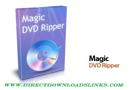 Magic DVD Ripper incl Serial