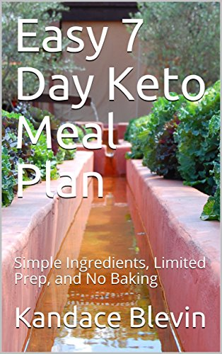 Easy 7 Day Keto Meal Plan