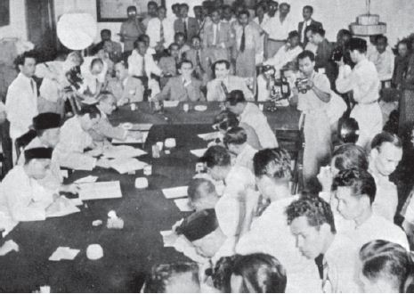Kronologi Pembentukan RIS (Republik Indonesia Serikat)
