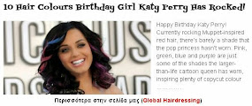 10 Hair Colours Birthday Girl Katy Perry Has Rocked!