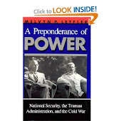 A Preponderance of Power: National Security, the Truman Administration, and the Cold War (Stanford