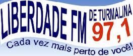 ouvir a Rádio Liberdade FM 97,1 Turmalina MG