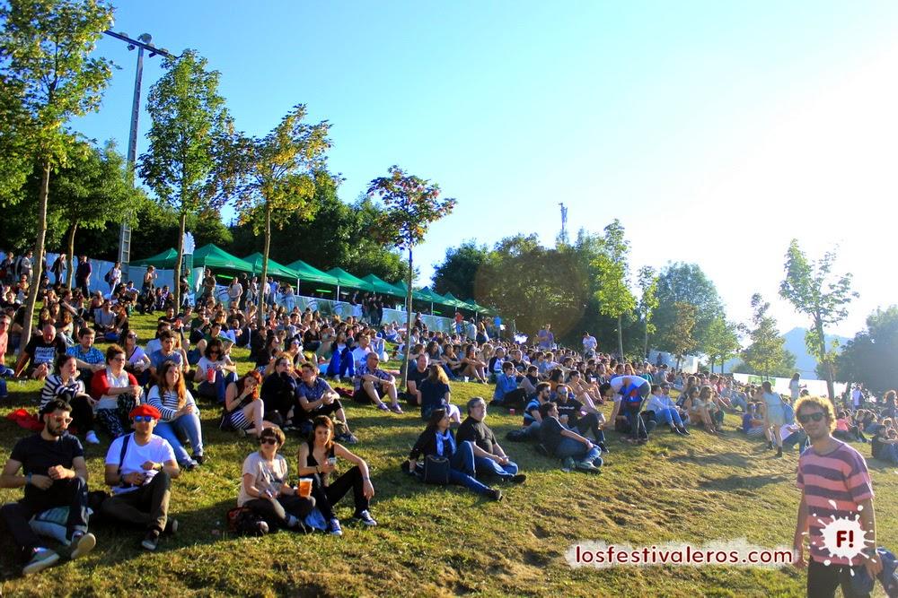 BBK Live 2014, Público, Festival