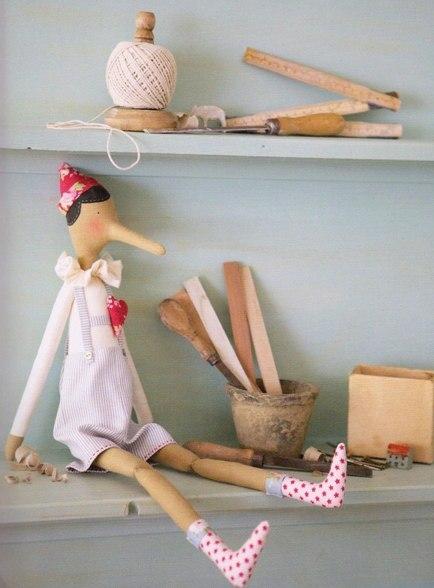 Куклы мишки тильда выкройка