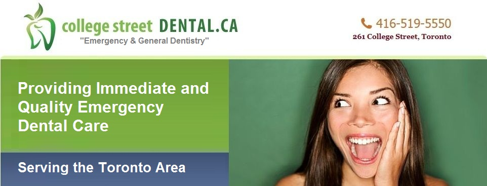 Emergency Dentist | Toronto Emergency Dental Clinic