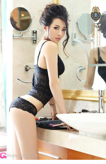 1 Sheng Xin Ran - Mysterious Camilla-very cute asian girl-girlcute4u.blogspot.com