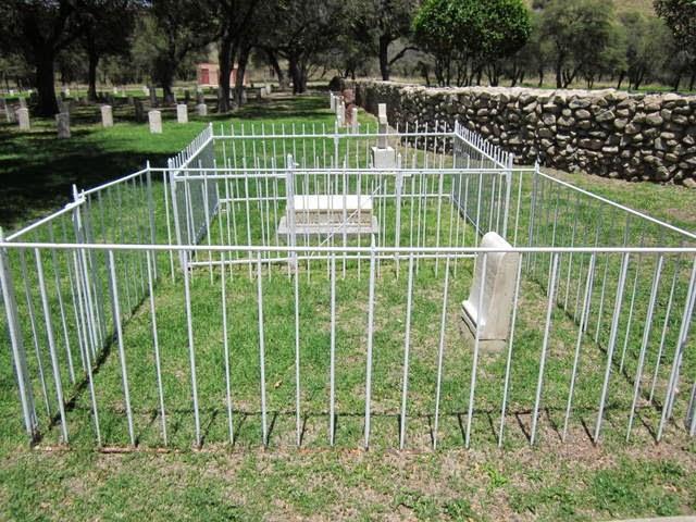Annie Lawton Grave