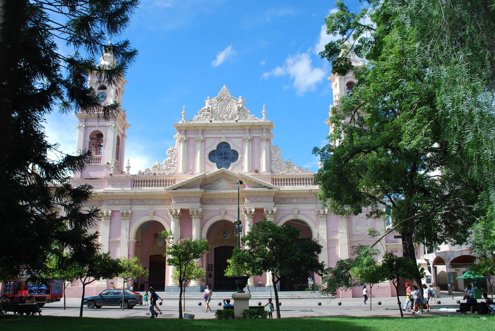 Elina I Argentina Backpackerresa I Bolivia Och Peru Första Veckan