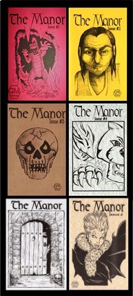 Manors, Issues 1-6
