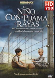 El niño con el pijama de rayas (2008) Online