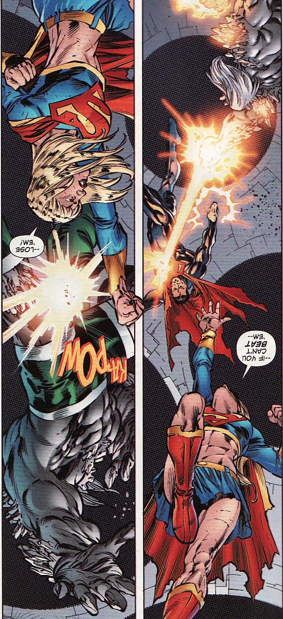 Go Back > Gallery For > Doomsday Vs Supergirl: imgarcade.com/1/doomsday-vs-supergirl