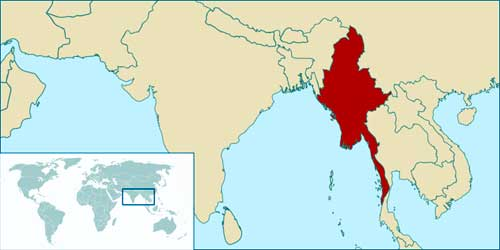 Rincones de asia birmania o myanmar for Bengala asia