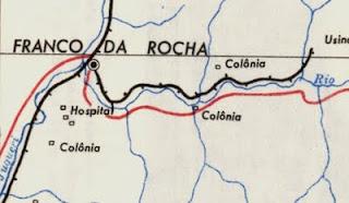 Estrada de Ferro Juquery Franco da Rocha