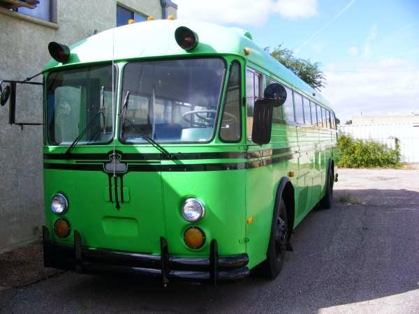 1970 Crown Single Axle Bus | Auto Restorationice