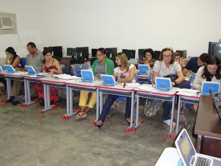 Professores em formação