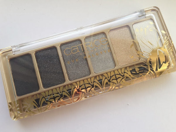 Catrice feathers and pearls eyeshadow palette.