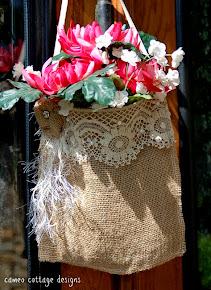 Flower Pocket for Mother's Day