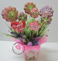 Fancy Cookies Bouquet