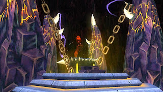 The Dragonspyre Anvil in Wizard101