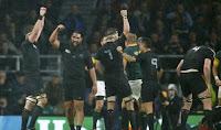 RUGBY (Mundial 2015) - Nueva Zelanda podrá revalidar el título tras vencer a unos sudafricanos peleones