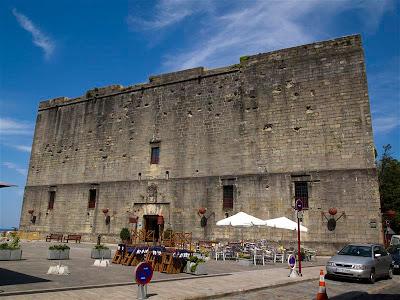 Castillo del Emperador Carlos V de Hondarribia