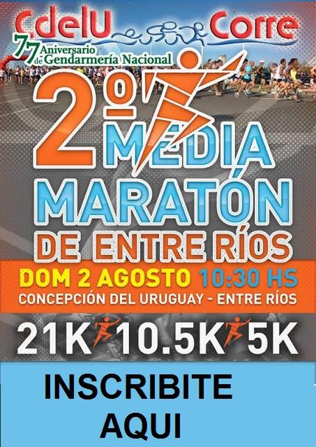 MEDIA MARATON DE ENTRE RIOS