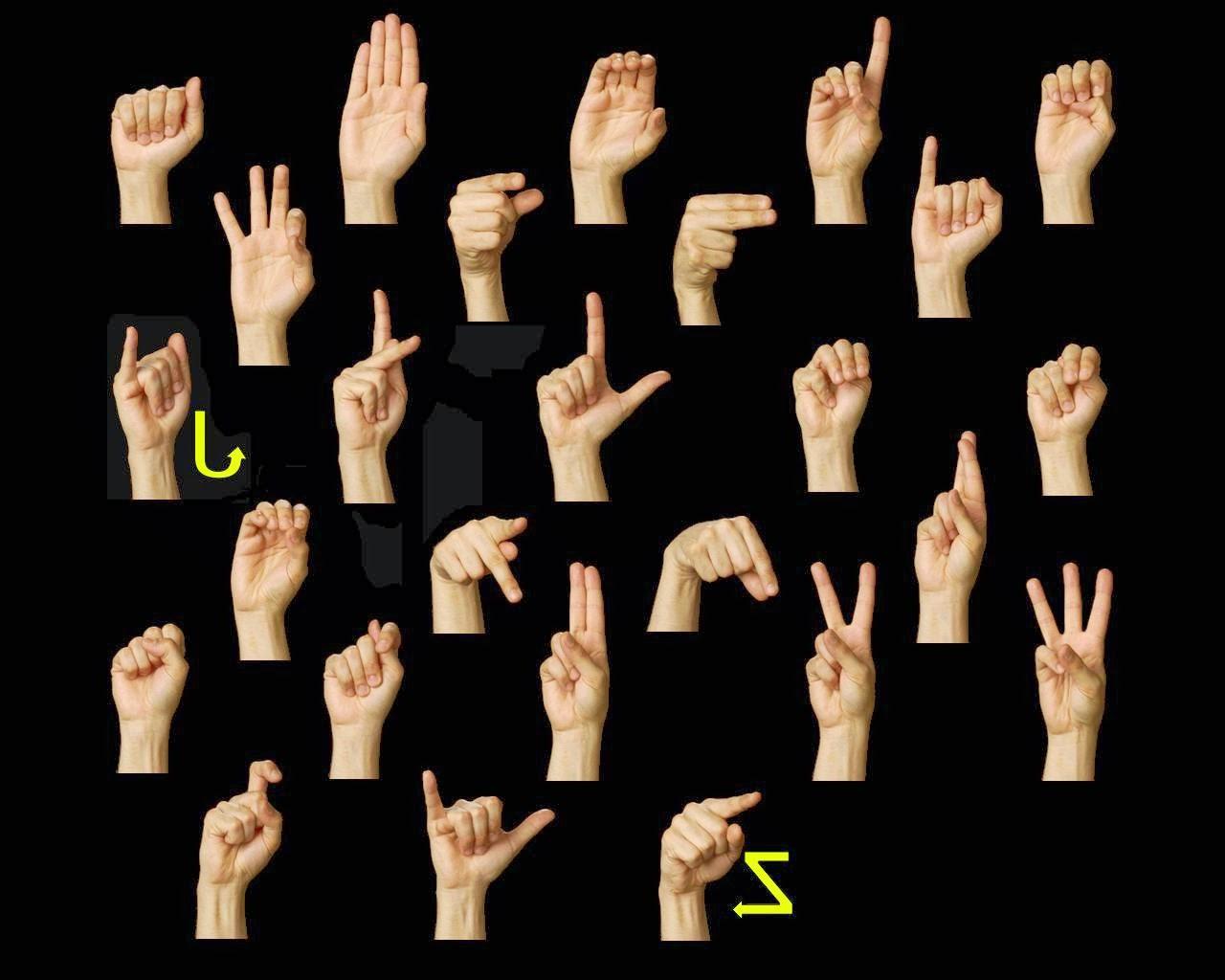 piyusha blogs sign language