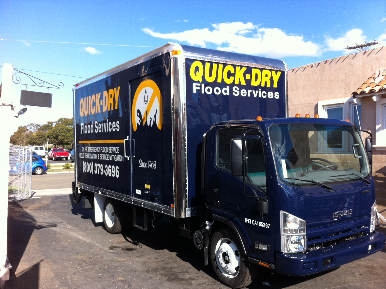 North County Printers Amp Signs Quick Dry Flood Service